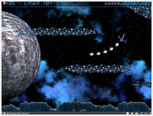 Crystal Galaxy HTML5网页游戏