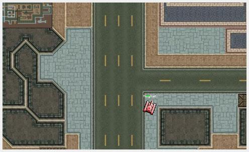 NetTank HTML5网页游戏