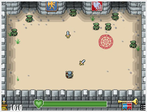 Onslaught! Arena HTML5网页游戏