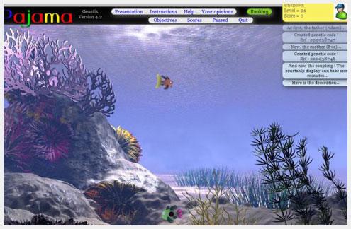 PaJama HTML5网页游戏
