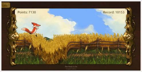 Runfield HTML5网页游戏