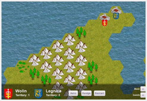 Tower Of Wolin HTML5网页游戏